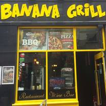 photo of banana grill restaurant