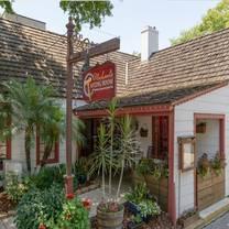 photo of michael's st. augustine restaurant