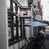 photo of black sheep cafe restaurant