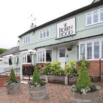 photo of the robin hood- droitwich restaurant