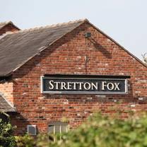 photo of the stretton fox restaurant