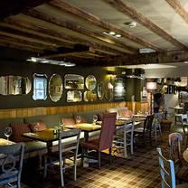 photo of the talbot restaurant