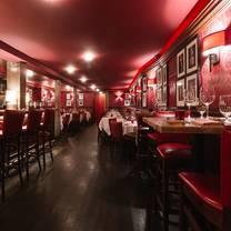 photo of strip house speakeasy restaurant