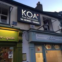 photo of koa restaurant