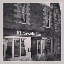 photo of the riverside inn restaurant
