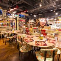 photo of comptoir libanais - manchester restaurant