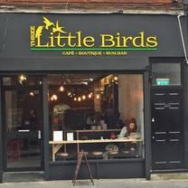 photo of three little birds restaurant