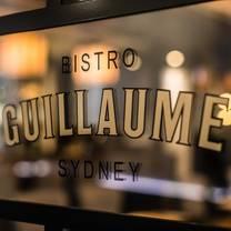 photo of bistro guillaume - sydney restaurant