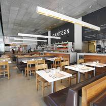 photo of o&b canteen restaurant