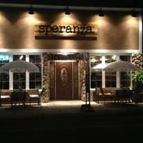 photo of speranza - westville, new jersey restaurant