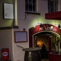 foto von al vesuvio restaurant