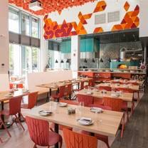 photo of area four boston restaurant