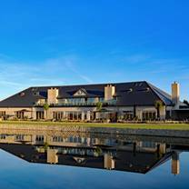 photo of dining at centurion club restaurant
