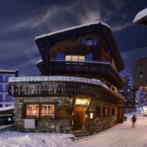 photo of restaurant stockhorn restaurant