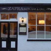 photo of zafra restaurant