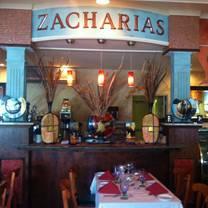 photo of zacharias creek side cafe restaurant
