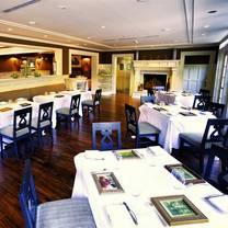 photo of the ryland inn restaurant