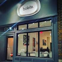 photo of bolete restaurant