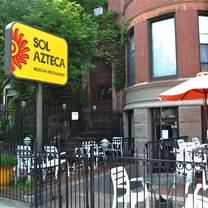 photo of sol azteca restaurant restaurant