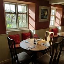 photo of the white horse inn stonesfield restaurant