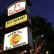 la cabana restaurantのプロフィール画像