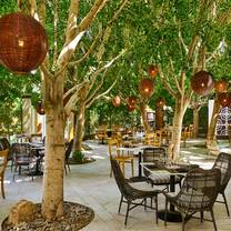 photo of cantala at riviera palm springs restaurant