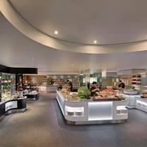 photo of eight restaurant - cordis auckland restaurant