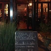 foto von mariella restaurant