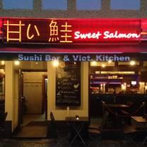 photo of sweet salmon restaurant