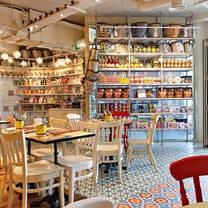 photo of comptoir libanais kingston restaurant
