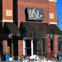 photo of basil restaurant restaurant