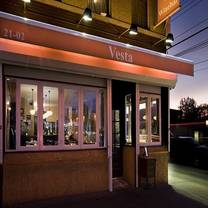 photo of vesta trattoria & wine bar restaurant