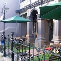 photo of alfie and hetty restaurant