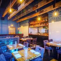 foto von cleaver east restaurant