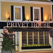 photo of privet house restaurant