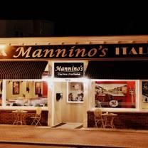 photo of mannino's cucina italiana restaurant