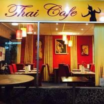 photo of thai cafe restaurant
