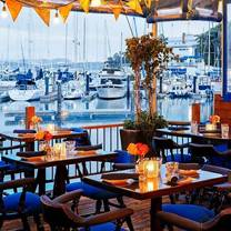 photo of luna blu - tiburon restaurant