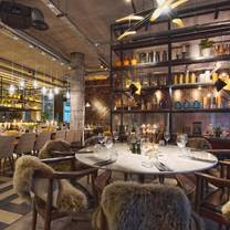 photo of the refinery - spinningfields restaurant