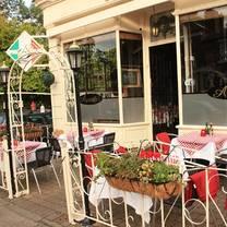 foto de restaurante avanti newcastle