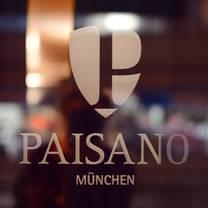 photo of paisano restaurant