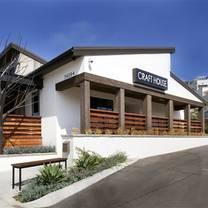 photo of craft house dana point restaurant