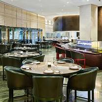 photo of armani/hashi - armani hotel dubai restaurant