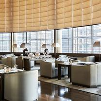 photo of armani/lounge - armani hotel dubai restaurant