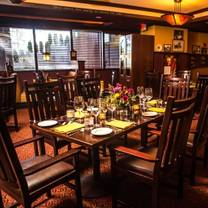 photo of spencer's for steak and chops – doubletree by hilton spokane city center restaurant