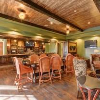 photo of prescott club at stoneridge restaurant