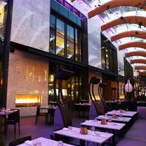 photo of glowbal restaurant