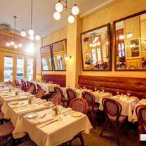 photo of cafe du soleil restaurant