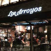 photo of los arroyos mexican restaurant & bar restaurant