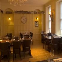 photo of cob & pen brasserie at the swan revived hotel restaurant